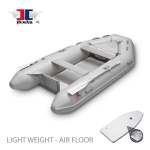 "INMAR 270H-TS (9' 0"") Air Floor Tender Series Inflatable Boat -0"