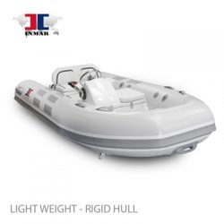 "320R-YS (10''6"") Yacht Series Rigid Hull Inflatable w/ 20hp honda-0"