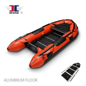 "INMAR 530-SR (17' 5"") Search & Rescue Series Inflatable Boat -0"