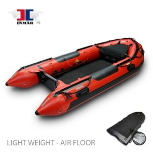 "INMAR 380-SR-L (12' 5"") Rapid Response, Search & Rescue Inflatable Boat -0"