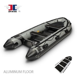 "INMAR 380-PT (12' 5"")Patrol Series Inflatable Boat -0"