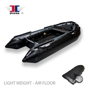 "INMAR 380-MIL-L (12' 5"") Rapid Response, Military Series Inflatable Boat -0"