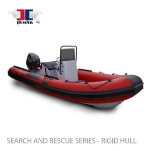 "520R-DR (17'2"") Dive / Rescue Series (Rigid Hull) Inflatable Boat w/ Suzuki 70hp -0"